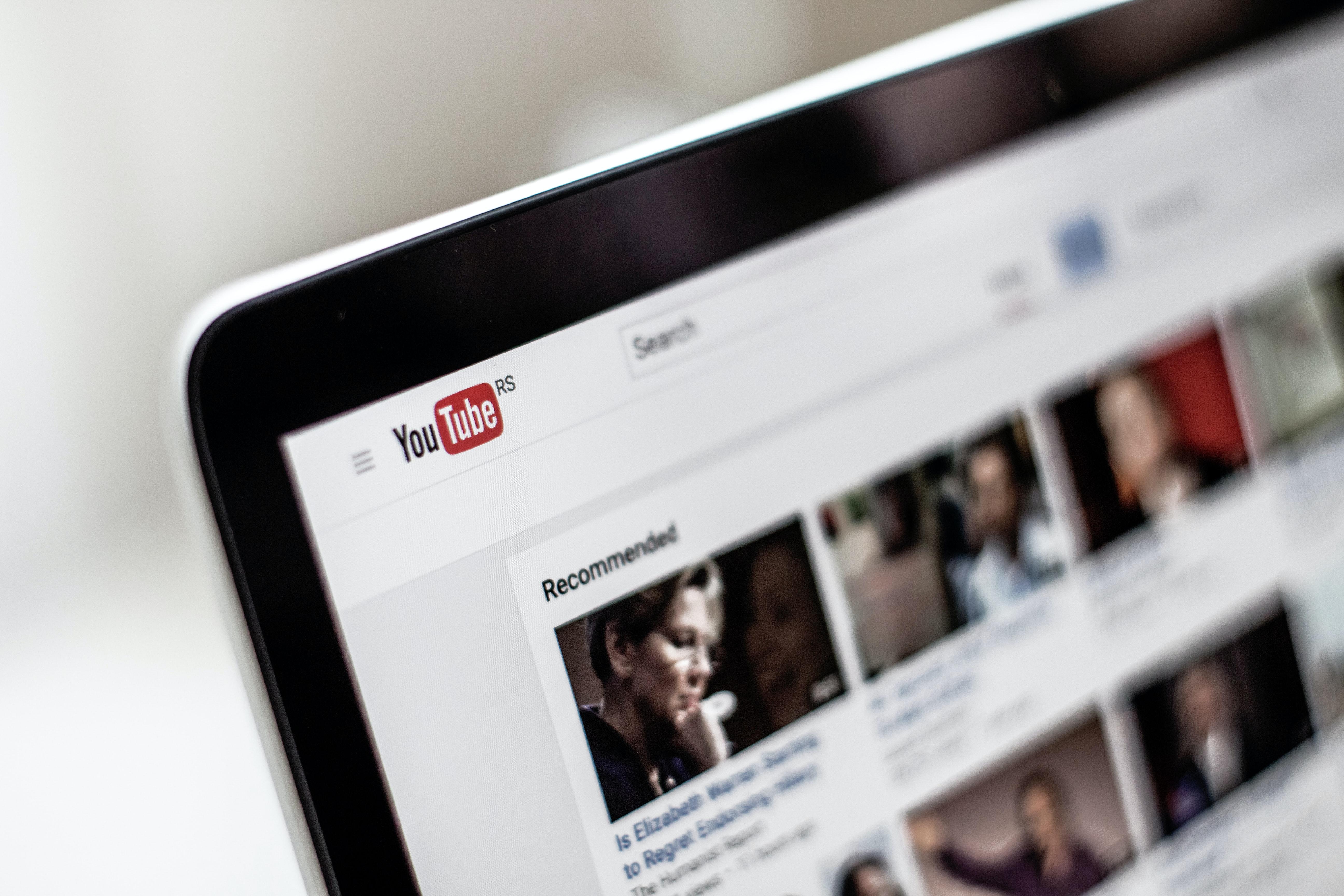 YouTube image from Unsplash - nordwood-themes-8LfE0Lywyak-unsplash