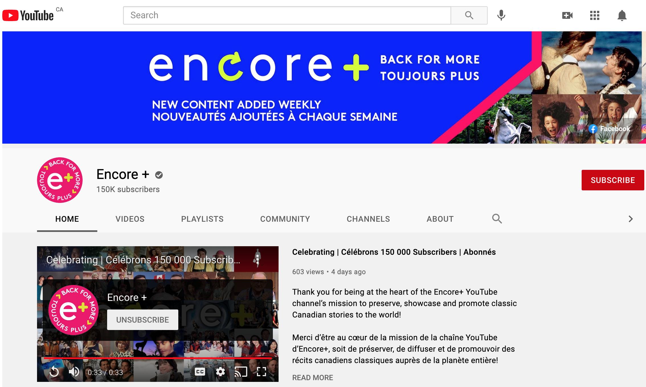 Encore+